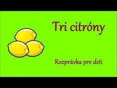 Tri citróny - audio rozprávka pre deti - YouTube Winnie The Pooh, Disney Characters, Fictional Characters, Audio, Film, Youtube, Movie, Winnie The Pooh Ears, Film Stock