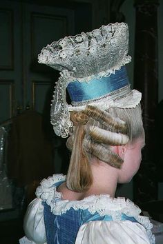 "From ""Historical Hairstyles"" group, posted by Bjarne Drews"