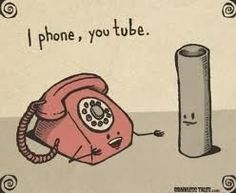 Apple Humor | iPhone Youtube | Funny Technology - Community - Google+ via Johnathan Banks