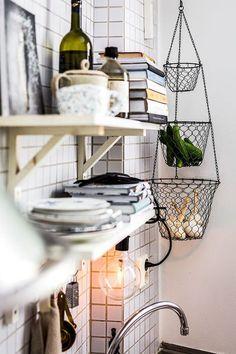 Home Decor Kitchen .Home Decor Kitchen Home Decor Kitchen, Home Kitchens, Ikea Kitchen, Kitchen Shelves, Kitchen Hacks, Kitchen Interior, Kitchen Cabinets, Dining Room Design, Kitchen Design