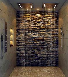 Best inspire ideas to remodel your bathroom shower (17) #SteamShowers