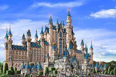 Medieval Anime Castle 9