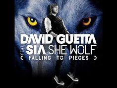 David Guetta feat Sia- She Wolf (Falling to pieces)
