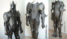 cosplay armor | Source: Fashionably Geek