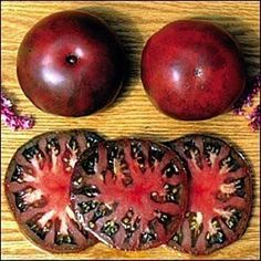 Without a doubt, one of the best tomatoes I have ever eaten.  The Black Krim Tomato however, has a smaller yield and none can be given away unless you are really trying to impress a fellow tomato grower and eater!