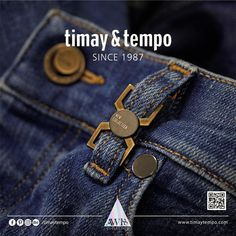 Have you seen our accessories collection? #timaytempo #metal #accessories #button #denim #fastener #jeans #fashion #collection #prongsnapfastener #klikıt #snap #aksesuar #düğme #denimbutton #metalbutton #denimaccessories #metalaccessories #blue #navy #aw18 #different #basic #strass #special #trim #rawdenim