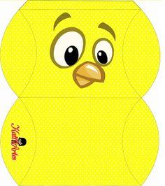 Lottie Dottie Chicken: livre caixas de impressão.