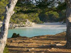 Macarella Beach, Menorca, Balearic Islands, Spain