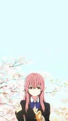 Top 45 Sad Anime Movies of all time guaranteed to make you cry. Our favorite sad anime movies and series that are comforting & make you feel all the feels. Sad Anime, Anime Love, Kawaii Anime, Anime Art, Anime Crying, Couple Wallpaper, Cute Anime Wallpaper, Music Wallpaper, Wallpaper Lockscreen