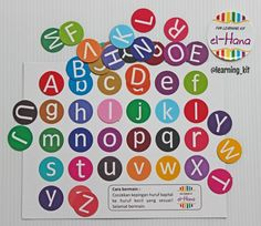 Sorting ABC, match uppercase to lowercase on sorting mat Games For Kids, Games To Play, Uppercase And Lowercase, Busy Bags, Picture Cards, 6 Years, Kids Toys, Learning, Handmade