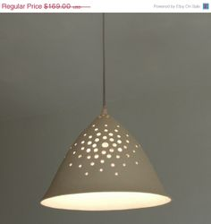 Hanging light by light4you on Etsy