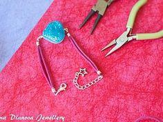 Изготовление браслета с использованием техники Wire Work | Ярмарка Мастеров - ручная работа, handmade