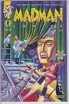 Dark Horse Madman Comics #2 (1994)