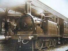 Bognor station