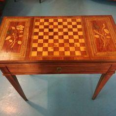 Antique Desk, Luigi, Antiques, Table, Furniture, Home Decor, Antiquities, Antique Writing Desk, Antique