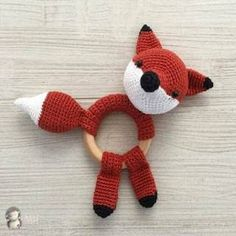 Patron Crochet, Crochet Pig, Giraffe Crochet, Crochet Octopus, Crochet Baby Toys, Love Crochet, Crochet Gifts, Diy Crochet, Crochet Ring Patterns