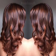 Lovely and dimensional balayage ombre by @southmarksouth. Get featured! #modernsalon