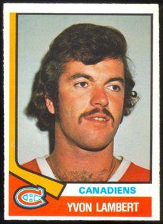 1974-75-OPC-O-PEE-CHEE-342-YVON-LAMBERT-RC-NM-MONTREAL-CANADIENS-HOCKEY-CARD