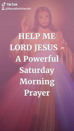 Powerful Saturday Miracle Prayer That Never Fails #prayer #saturday