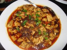 Bean Curd Szechuan Style by No. 1 Asian Bistro in Trenton, NJ