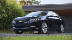 2015 Chevrolet Impala Preview