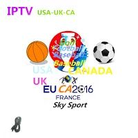 Enjoy your Euro 2016 France.  http://www.aliexpress.com/item/1-new-IPTV-USA-CANADA-UK-channels-Android-TV-BOX-1-Year-for-Sports-UK-NEWS/32680736594.html?spm=2114.10010108.1000023.11.M8lIjd
