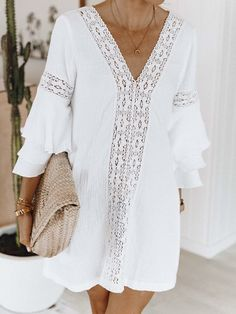 Trendy Ideas For Holiday Outfits Summer Beach Fashion Holiday Outfits Women, Summer Outfits Women, Holiday Fashion, Summer Dresses, Summer Clothes, Holiday Style, Holiday Clothes, Beach Outfits, Women's Casual Dresses