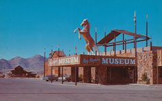 Roy Rogers Museum - Apple Valley, California