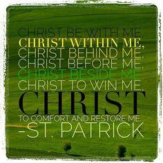 Happy St. Patrick's Day friends!