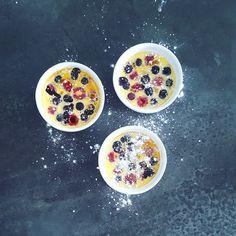 un dessert facile à préparer, léger et délicieusement fruité