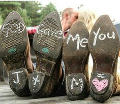 Definitely doing this for wedding pictures!!