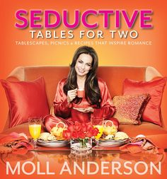 Seductive Tables for Two, by Moll Anderson #SeductiveTables #Cbias