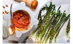 Monday's Menu : Romesco sauce