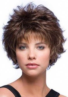 30 Short Layered Haircuts 2014 - 2015 In this 30 Short Layered Haircuts 2014 - there are many alternative layered hairstyles; and you can instantly notice layers in choppy haircuts. Short Shag Hairstyles, Short Layered Haircuts, Short Hairstyles For Women, Pixie Haircuts, Prom Hairstyles, Textured Hairstyles, Layered Bobs, Hairstyle Short, Hairstyles Pictures