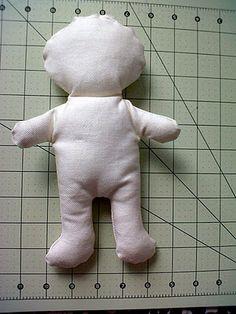 great rag doll pattern