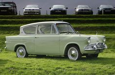 Ford Anglia my first ever car