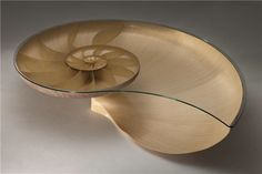 Nautilus Table By Marc Fish