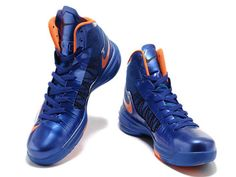 Nike Lunar Hyperdunk X 2012 Basketball Shoes Blue Orange Black High Top Sneakers, Sneakers Nike, Blue Orange, Orange Style, Orange Fashion, Nike Lunar, Blue Nike, Nike Free Runs, Main Colors