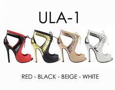 ULA-1 by Athena Footwear <available in 4 colors> Call (909)718-8295 for wholesale inquiries - thank you!