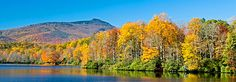 Blue Ridge Parkway Fall Colors, Parkway Scenic Drive, Blowing Rock ...