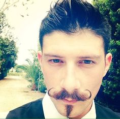 4th place in my Coiffured (Beard & Moustache) Champion Contest : Gabriele Maiorani