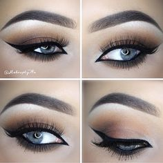 ~ neutral makeup ~