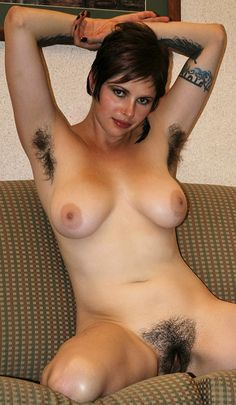 Women with hairy boobs