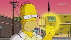 """Stai Sereno: """"I Simpson"""", Homer risponderà dal vivo alle domand..."""