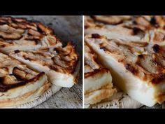 (9) Mi TARTA de MANZANA fácil y rápida * ¡La TARTA más FÁCIL del mundo! | Las María Cocinillas - YouTube Cheesesteak, Apple Pie, Sweet Recipes, Camembert Cheese, Ethnic Recipes, Youtube, Desserts, Food, The World