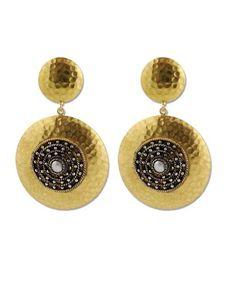 92.5 Silver Earring - www.silvercentrre.com Product Code: SCW 48