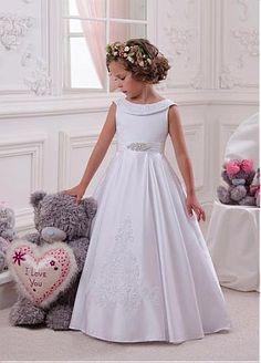 Discount Flower Girl Dresses,Plus Size Flower Girl Dresses Wholesale -Laurenbridal.com