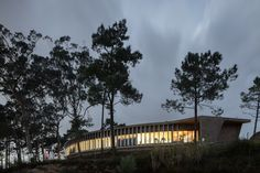 Image 2 of 26 from gallery of DrySuit Building / Jorge Bartolo - Arquitectura. Photograph by José Campos Arch, Exterior, Explore, Gallery, Building, Image, Design, Ficus, Fields
