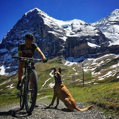 #sunshine and we are up high - #kleinescheidegg the first time this year with @rogerserrano and @zeelamalinois
