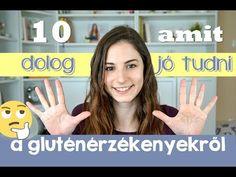 10 dolog, amit JÓ TUDNI a gluténérzékenyekről 🤔| GLUTÉNMENTES ÉLET - YouTube Youtube, Youtubers, Youtube Movies